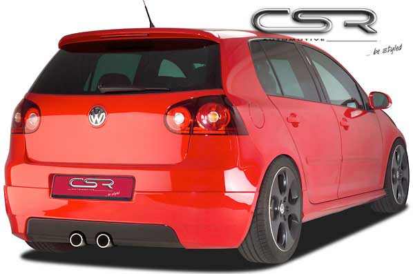 VW Golf 5 R32 Look Exhaust, Diffuser & Skirt Pack