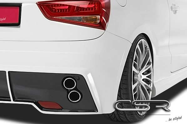 Audi A1 (2011-) Rear Styling & Quad Exhaust Pack [Image 6]