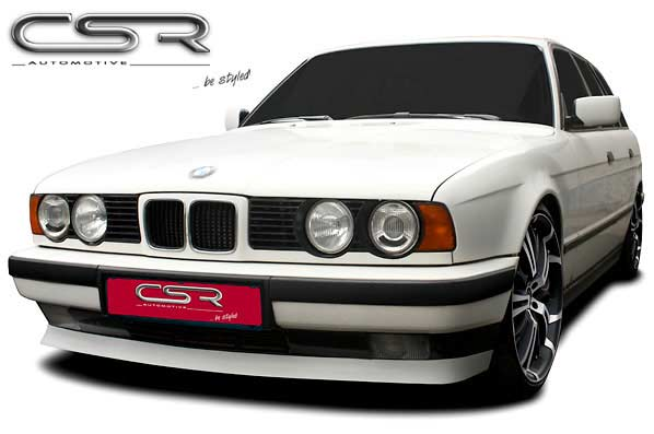 BMW 5 Ser E34 Saloon/Estate 87-95 Front Lip Spoiler
