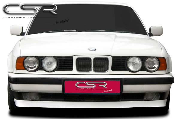 BMW 5 Ser E34 Saloon/Estate 87-95 Front Lip Spoiler [Image 2]
