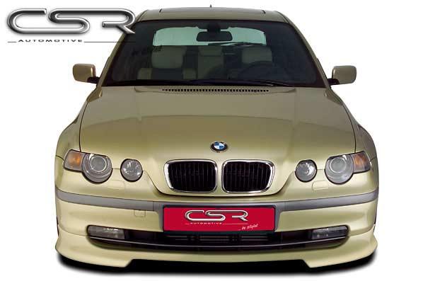 BMW 3 Series E46 Compact Lip Spoiler - GRP [Image 2]