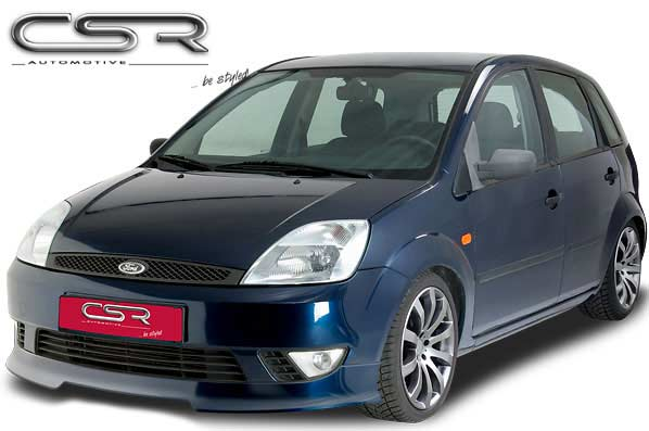 Ford Fiesta 6 (01-05) Front Lip Spoiler