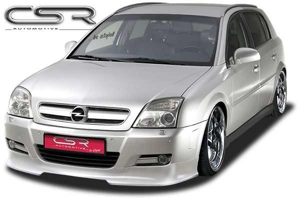 Vauxhall/Opel Signum CSR Front Lip Spoiler - GRP