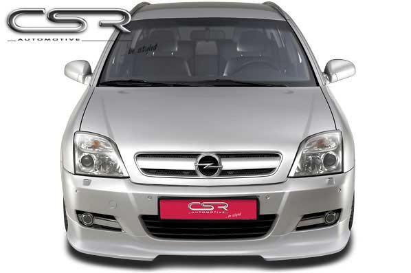 Vauxhall/Opel Signum CSR Front Lip Spoiler - GRP [Image 2]