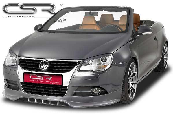 VW Eos (06-10) Front Lip Spoiler - GRP