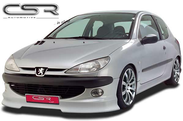 Adaos Bara Fata Peugeot  206 Hatchback/Cabrio/Kombi