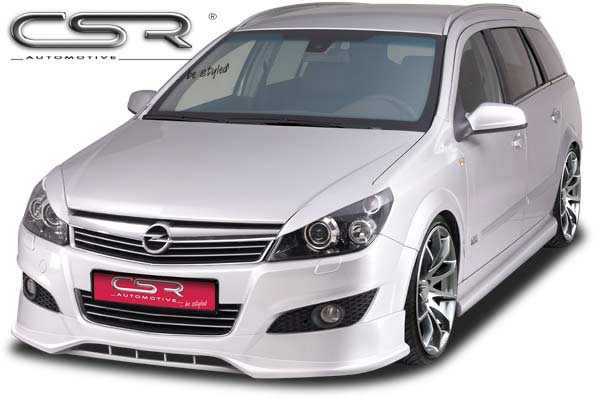 Vauxhall/Opel Astra H 7 Piece Styling Pack