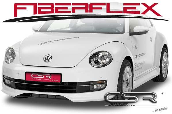 VW Beetle (2011 on) Front Bumper Lip Spoiler