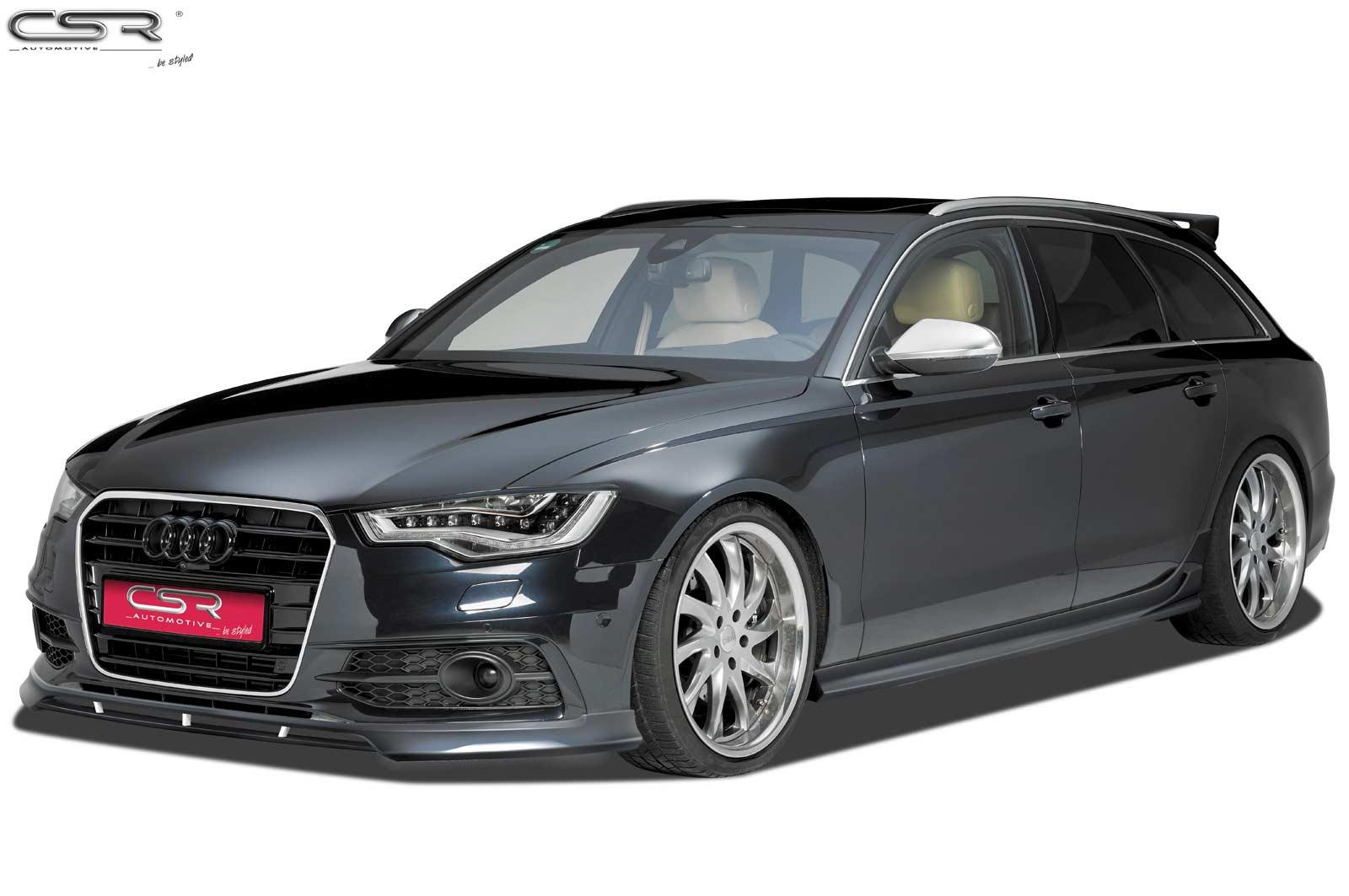 Frontansatz für Audi A6 S-Line / S6 4G C7 FA259