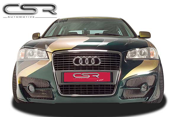 Audi A6:4B Avant (97-01) CSR 10 piece Body Kit - GRP