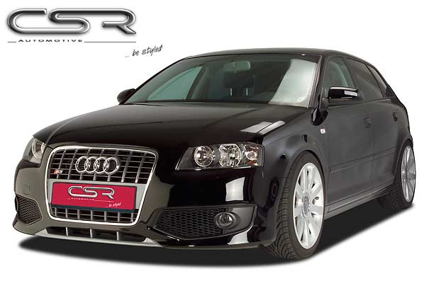 Audi A3: 8PA 5 Dr Sportback (05 on) Body Kit