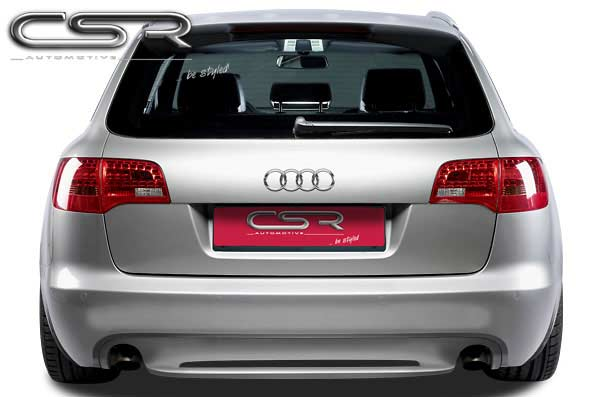 Audi A6:4F Avant (04-11) CSR 7 piece Body Kit - GRP [Image 3]