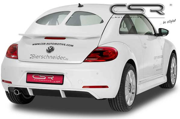 VW Beetle (2011 on) Rear Bumper Apron Insert