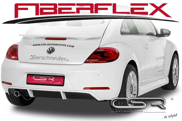 VW Beetle (2011 on) Rear Bumper Apron Insert [Image4]
