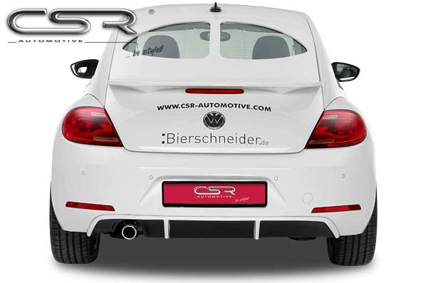 VW Beetle (2011 on) Rear Bumper Apron Insert [Image 2]