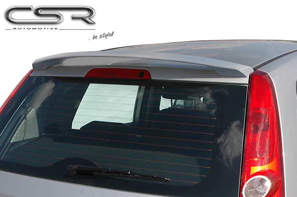 Fiesta Mk6 5Dr (05-08) Roof Spolier - PUR