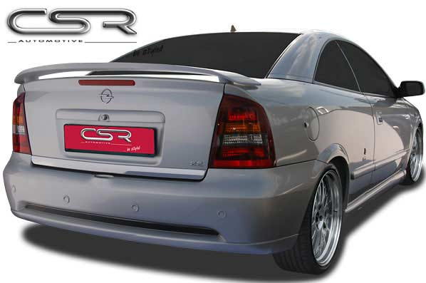 Vauxhall Opel Astra G T98C (00-05) Boot Spoiler - PUR