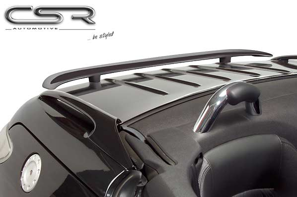 Peugeot 206CC  Boot Spoiler - GRP [Image 2]