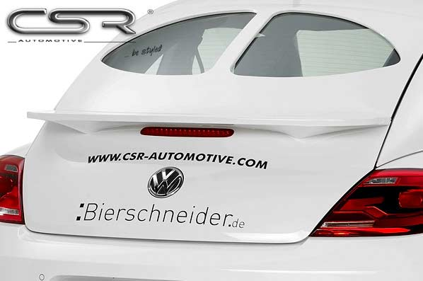VW New Beetle (11 on) Rear Boot Wing Spoiler  [Image 2]