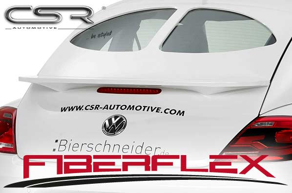 VW New Beetle (11 on) Rear Boot Wing Spoiler