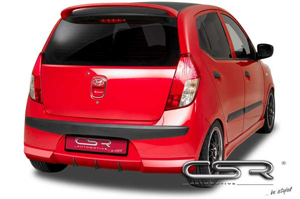 Rear Roof Spoiler/Wing for Hyundai i10 [Image 3]