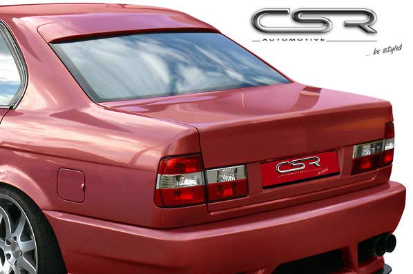 BMW 5 Ser E34 Saloon Rear Window Cover - ABS