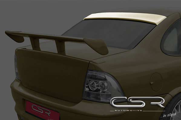 Rear Window Cover for the Vauxhall/Opel Vectra B - ABS [Image 2]