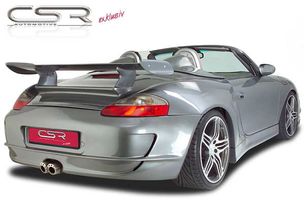 Porsche Boxster Type 986 (96-04) Wide Body Kit - GRP [Image4]