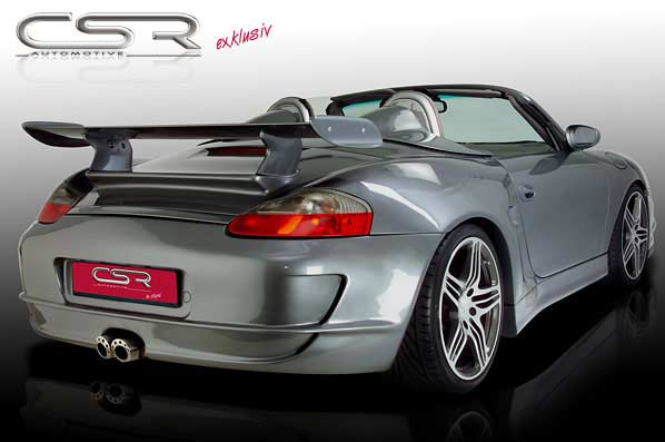 Porsche Boxster Type 986 (96-04) Wide Body Kit - GRP [Image 2]