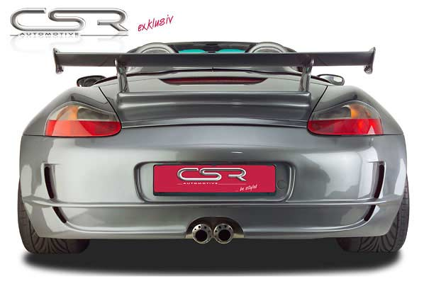 Porsche Boxster Type 986 (96-04) Wide Body Kit - GRP [Image 3]