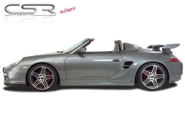 Porsche Boxster Type 986 (96-04) Wide Body Kit - GRP [Image 5]