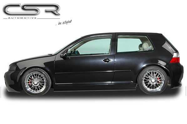 VW Golf Mk4 (98-03) CSR Body Kit Pack - GRP [Image4]