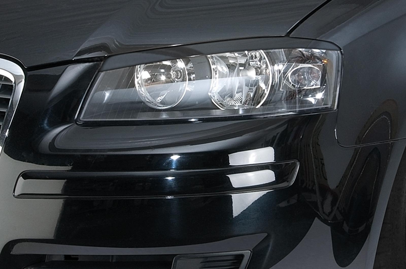 Scheinwerferblenden Böser Blick Audi A3 8PA Sportback SB033