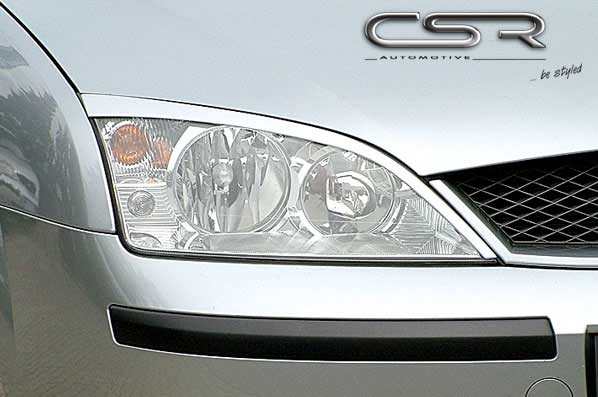 Ford Mondeo (00-03) Light Brows Set - ABS