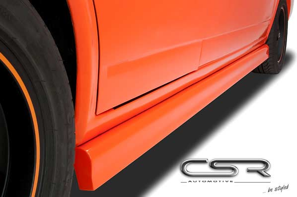VW T4 (90-03) Transporter Side Skirts - GRP