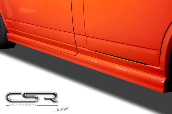 VW T4 (90-03) Transporter Side Skirts - GRP [Image 2]