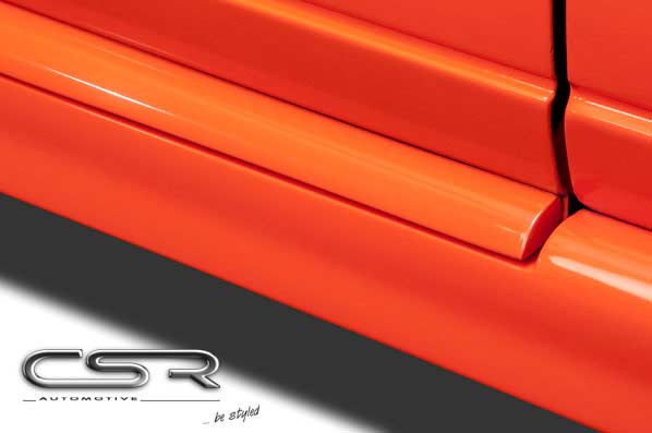 VW T4 (90-03) Transporter Side Skirts - GRP [Image 3]