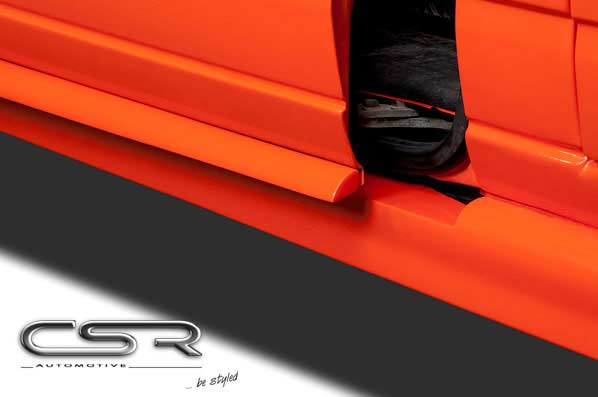 VW T4 (90-03) Transporter Side Skirts - GRP [Image4]