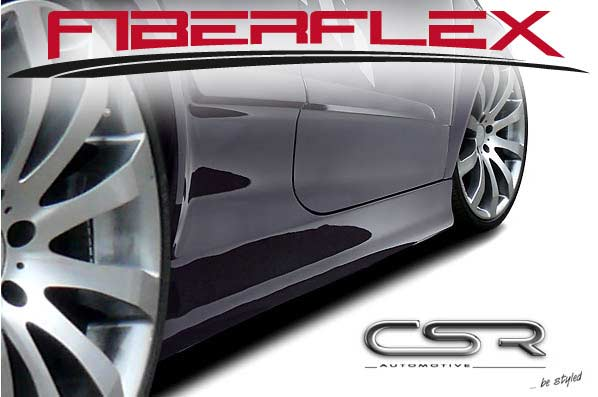 Vauxhall Astra H (04-09) Side Skirts