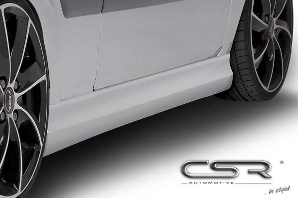 Ford Fiesta Mk6 3Dr (05-08) Side Skirts