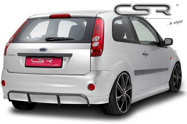 Ford Fiesta Mk6 3Dr (05-08) Side Skirts  [Image 2]
