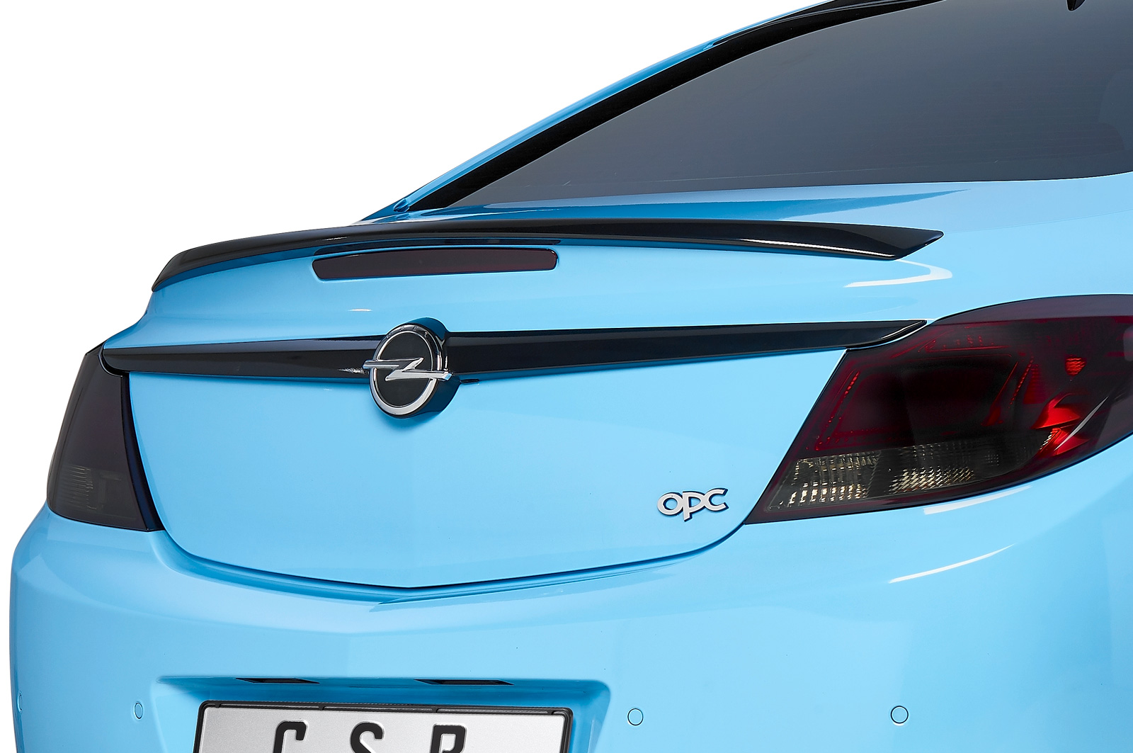 Heckflügel Heckspoiler Dachspoiler in OPC Optik für Opel Insignia A HF521