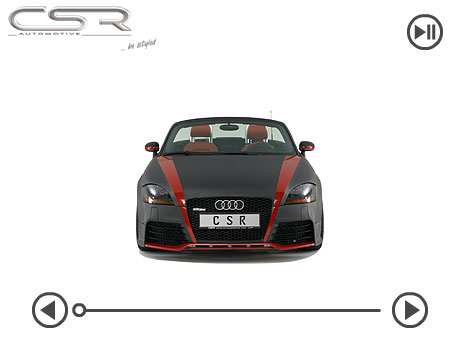 Seitenschweller Schweller Seitenspoiler für Audi TT Typ 8N SS100