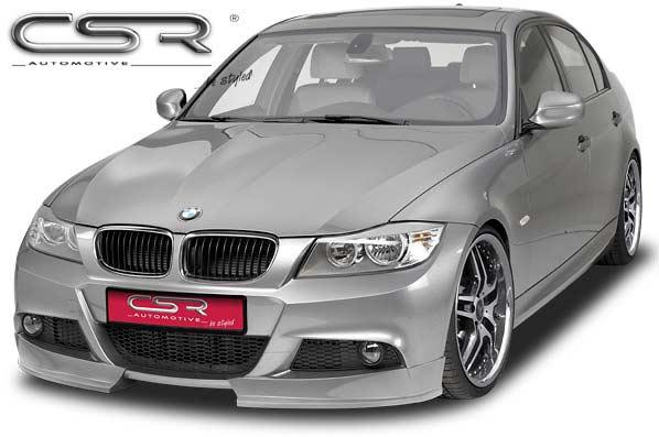 TÜV-Teilegutachten für CSR Frontansatz für BMW E90 E91 3er FA116