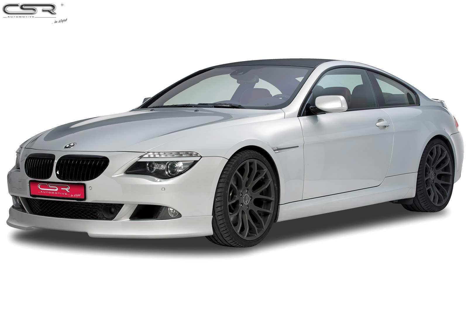 Heck Spoiler Dach Flügel Carbonlook Tuning für BMW 6er E63//E64 HF649-C