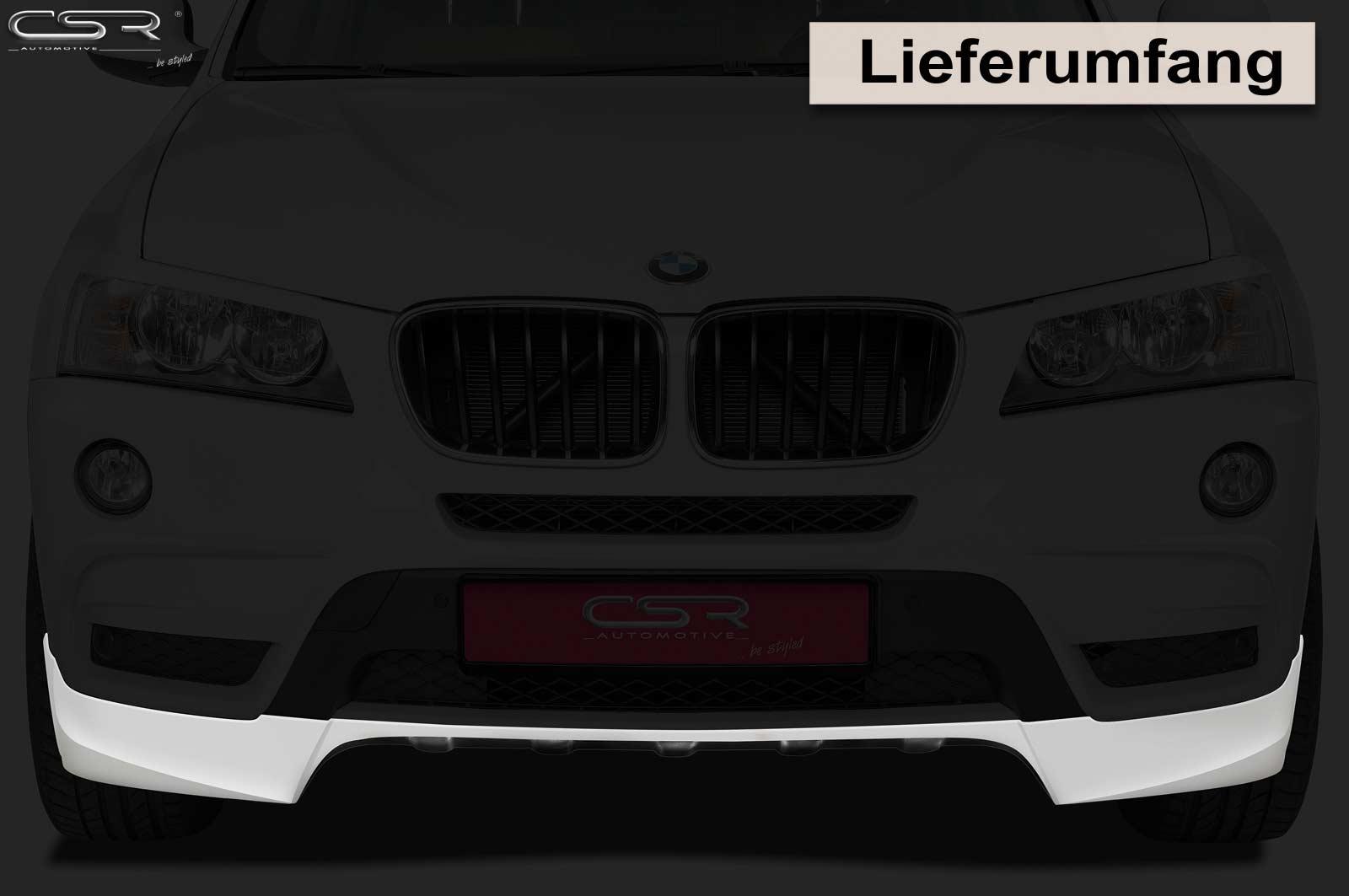 CSR-Automotive Spoiler Frontspoiler Lippe