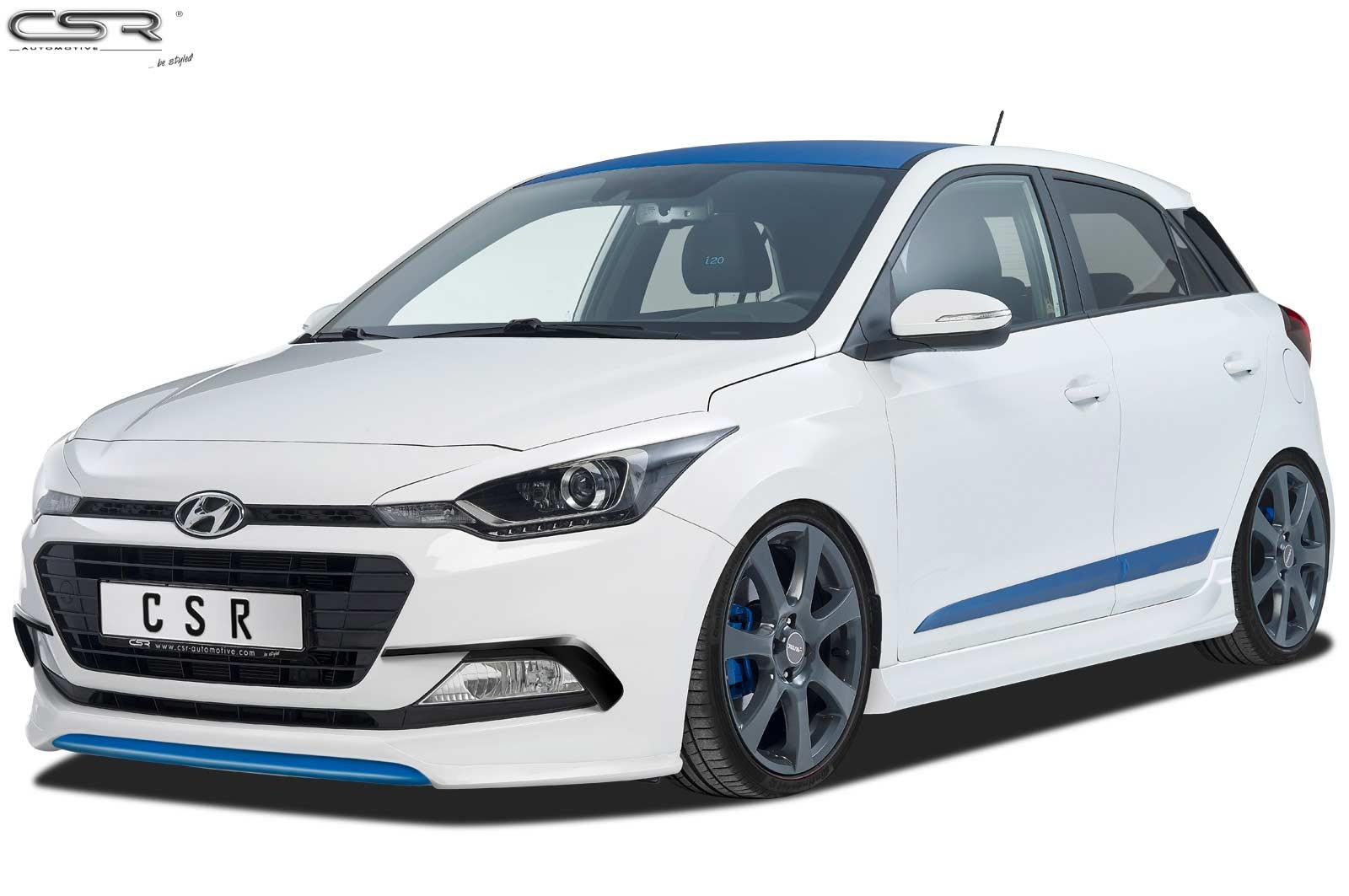 CSR Frontansatz für Hyundai I20 GB FA275
