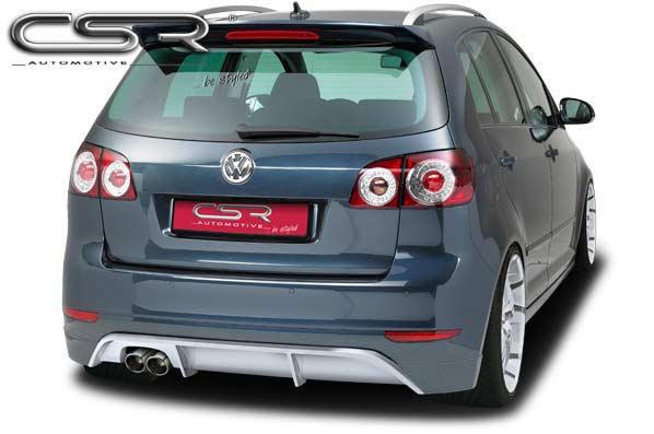 Rear Spoiler Lip for VW Golf Plus HA069