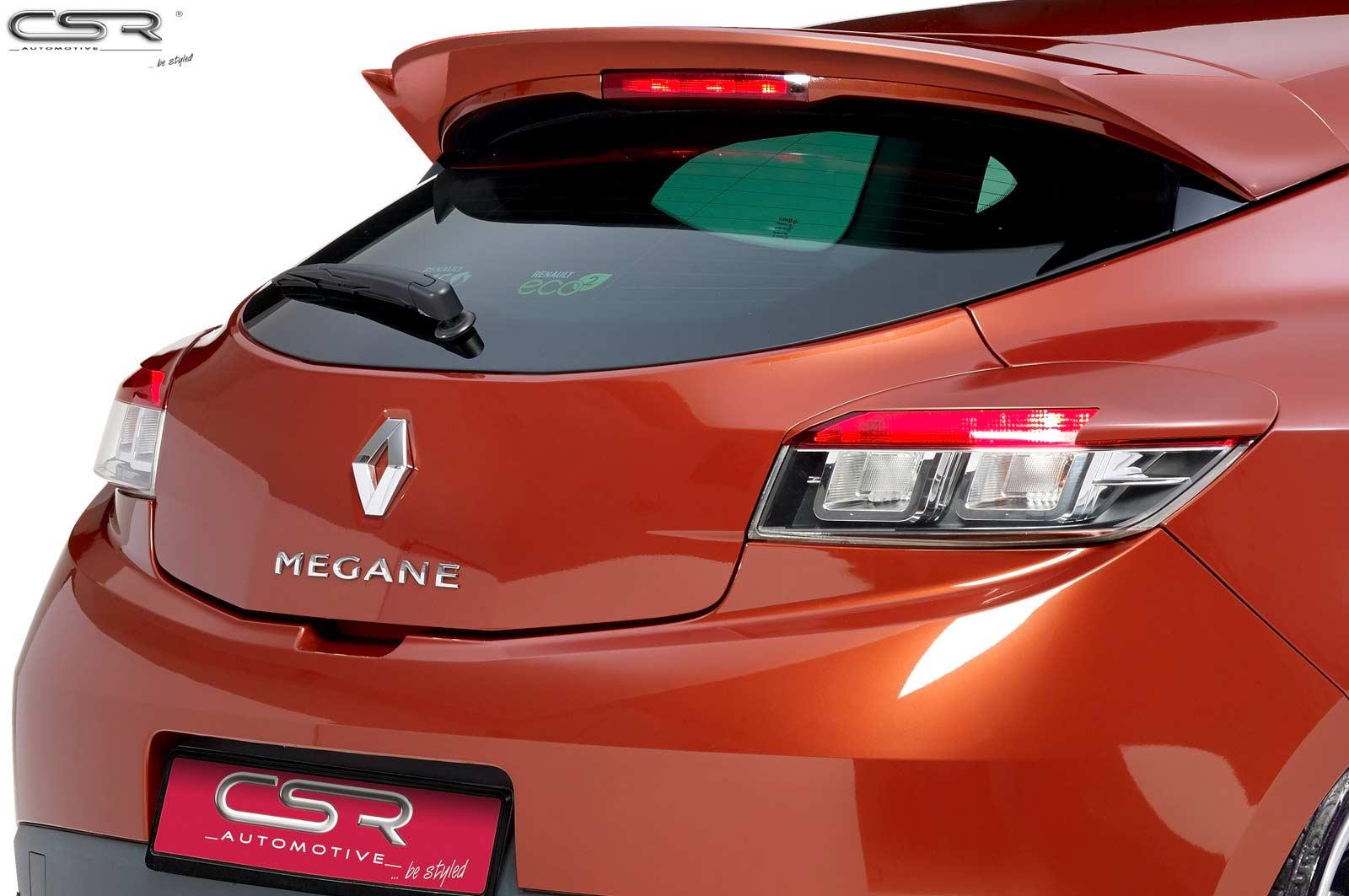 Rear Wing for Renault Megane HF460