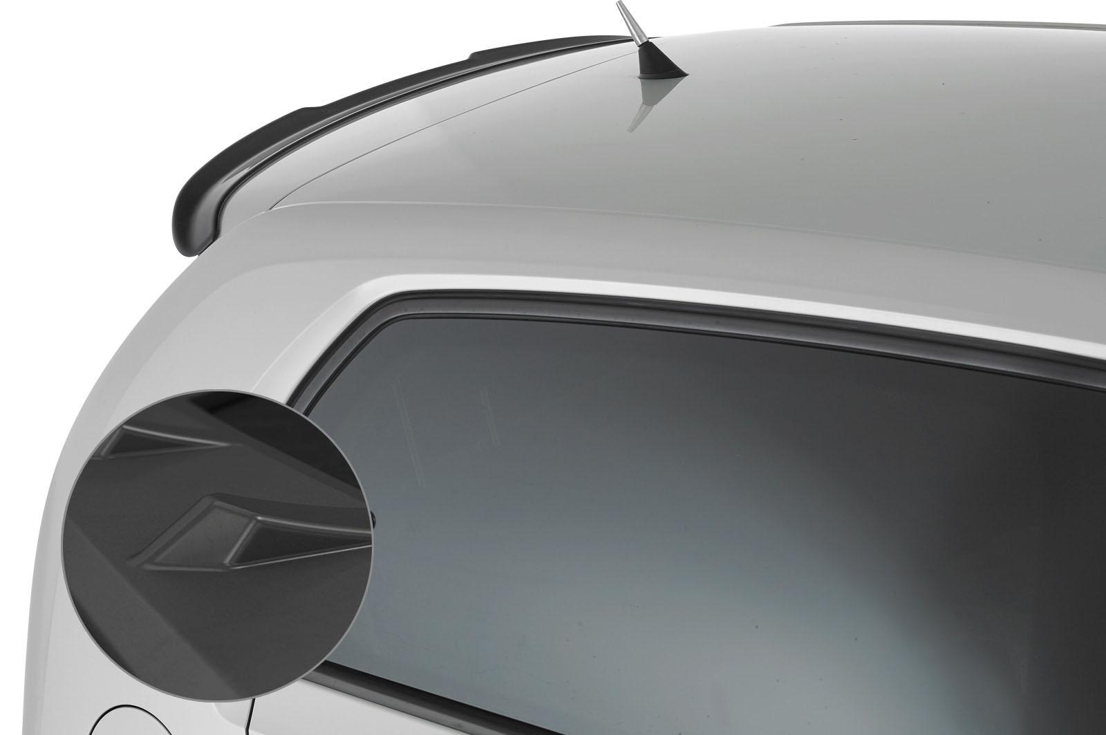 Cup Spoiler Lippe Front Ansatz Schwert ABE für VW up CSL353